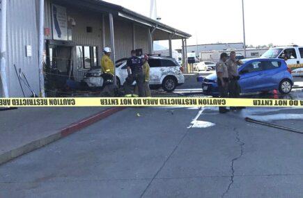 क्यालिफोर्नियाको वाल्मार्टमा गोली चल्यो, दुई जनाको मृत्यु, चार घाइते