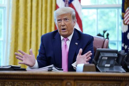 """ट्रम्पद्वारा स्थापना गरे """"पूर्व राष्ट्रपतिको कार्यालय"""""""