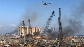 लेबनानमा विस्फोटमा, १०० को मृत्यु, चार हजार घाइते