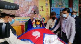 कीर्तिमानी पर्वतारोही आङरिता शेर्पाको राष्ट्रिय सम्मानका साथ अन्त्यष्टी