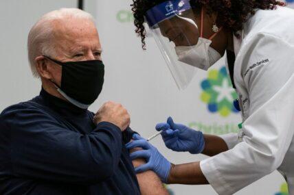जुलाई ४ सम्म ७० प्रतिशत बयस्कलाई कोरोना खोप लगाउने वाइडेनको लक्ष्य
