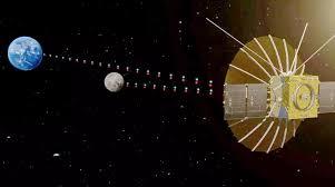 चिनियाँ मानवरहित अन्तरिक्ष यान चन्द्रमामा अवतरण