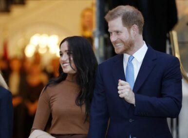 बेलायती राजकुमार ह्यारी र मेगना मान पदवीमुक्त