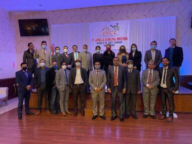 नेपाली रियलस्टेट डेपलोप्मेन्टको पहिलो साधारण सभा सम्पन्न