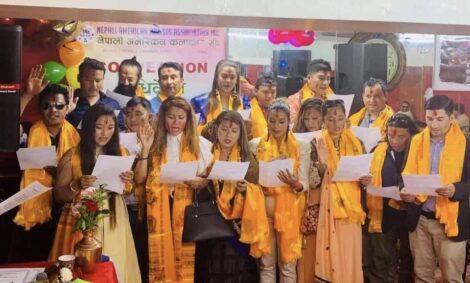 नेपाली अमेरिका कलाकार संघको अधिवेशन सम्पन्न, अध्यक्षमा निशा सुनुवार निर्वाचित
