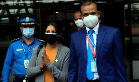 पक्ष र विपक्षमा सडकदेखि सदन तातिएको बेला एमसिसीकी उपाध्यक्ष फतिमा सुमार काठमाडौँमा