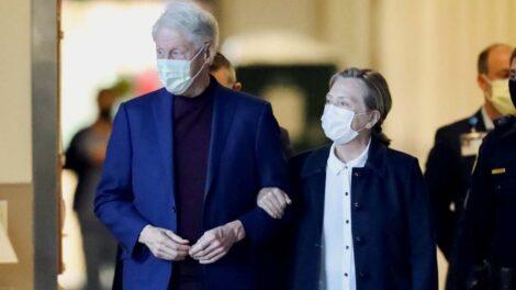 अमेरिकी पूर्व राष्ट्रपति बिल क्लिन्टन अस्वस्थ